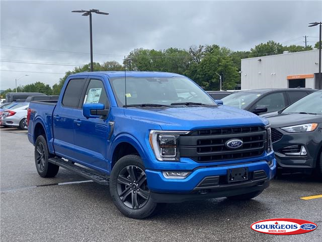 2021 Ford F-150 Lariat (Stk: 21T561) in Midland - Image 1 of 14
