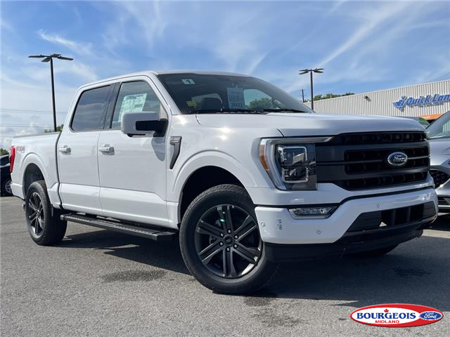 2021 Ford F-150 Lariat (Stk: 21T643) in Midland - Image 1 of 21