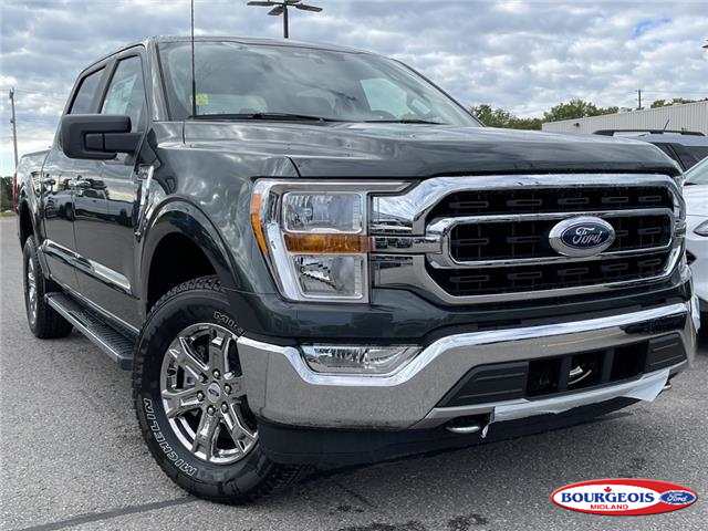 2021 Ford F-150 XLT (Stk: 21T678) in Midland - Image 1 of 14