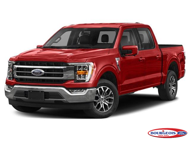 2021 Ford F-150 Lariat (Stk: 21T692) in Midland - Image 1 of 9