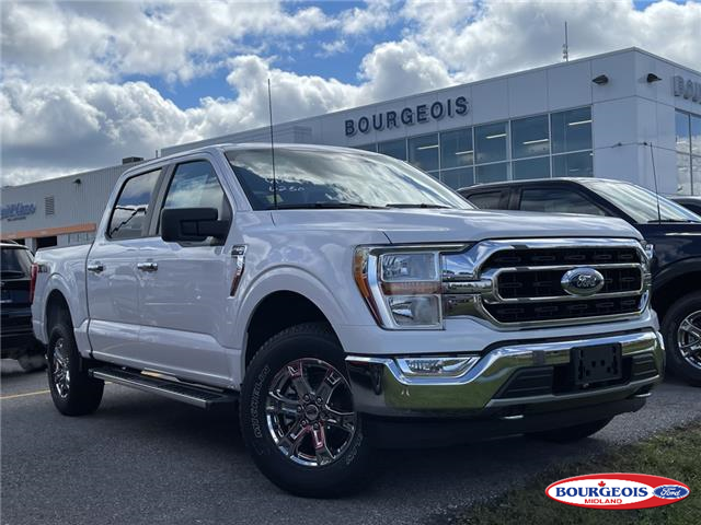 2021 Ford F-150 XLT (Stk: 21T676) in Midland - Image 1 of 9