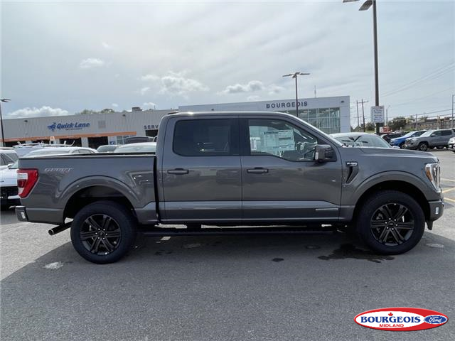 2021 Ford F-150 Lariat (Stk: 21T698) in Midland - Image 1 of 17