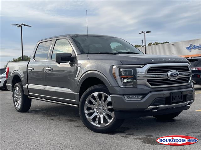 2021 Ford F-150 Limited (Stk: 21T716) in Midland - Image 1 of 18