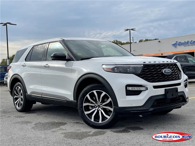 2021 Ford Explorer ST (Stk: 21T709) in Midland - Image 1 of 15