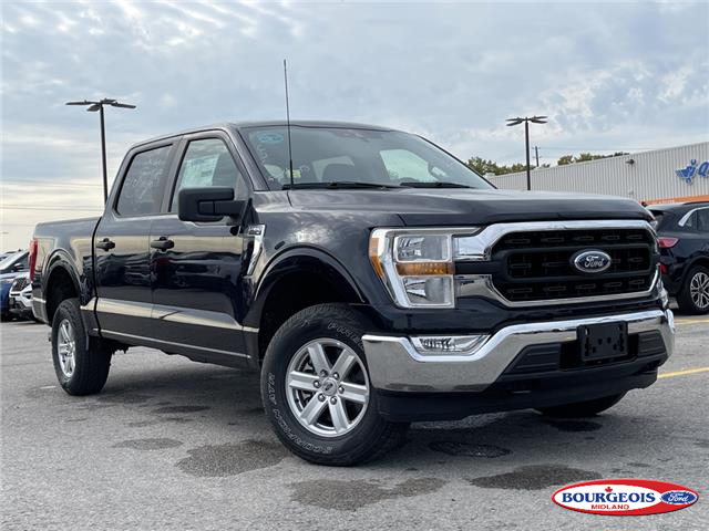 2021 Ford F-150 XLT (Stk: 21T713) in Midland - Image 1 of 13