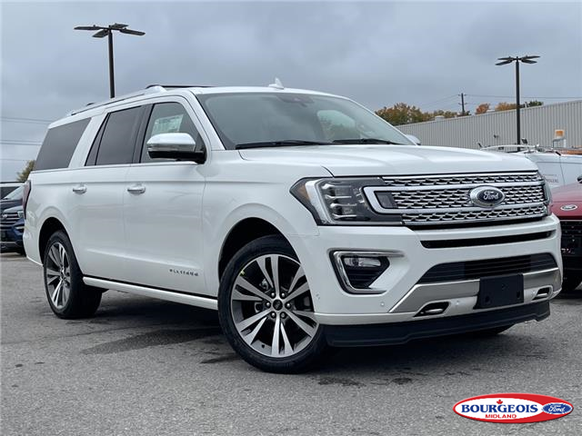 2021 Ford Expedition Max Platinum (Stk: 21T750) in Midland - Image 1 of 17