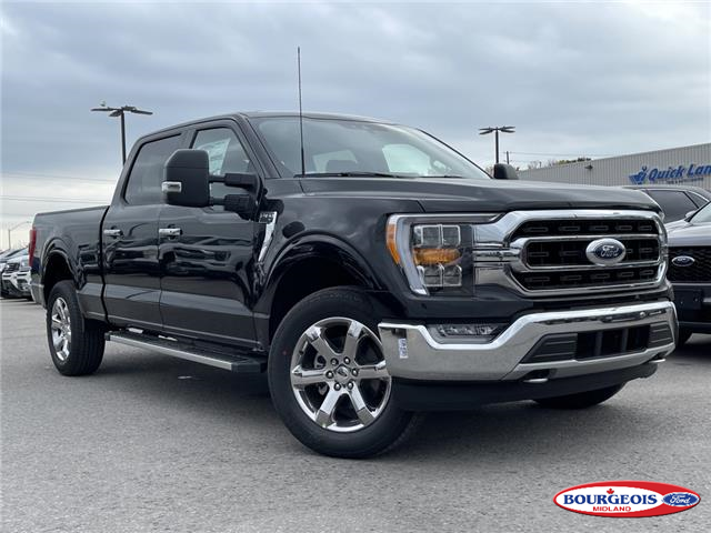2021 Ford F-150 XLT (Stk: 21T762) in Midland - Image 1 of 17
