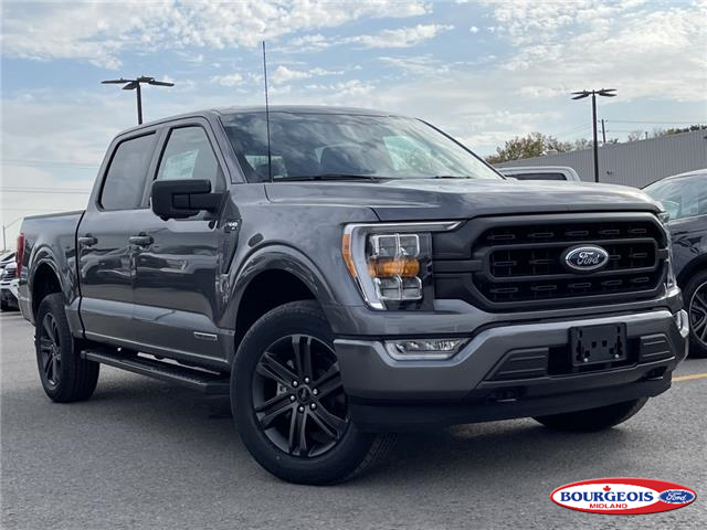 2021 Ford F-150 XLT (Stk: 21T761) in Midland - Image 1 of 18