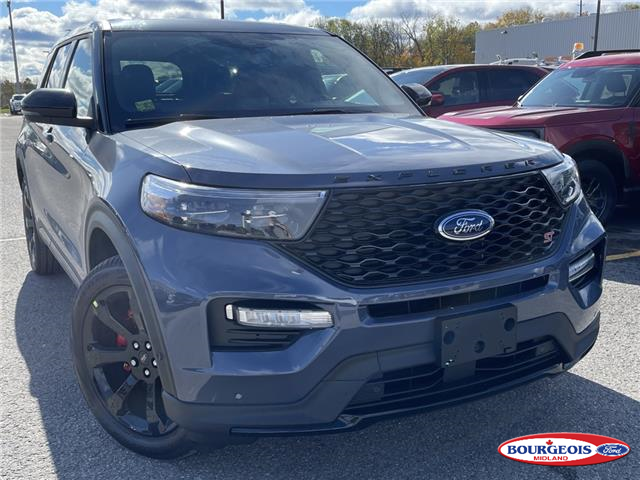 2021 Ford Explorer ST (Stk: 21T775) in Midland - Image 1 of 15