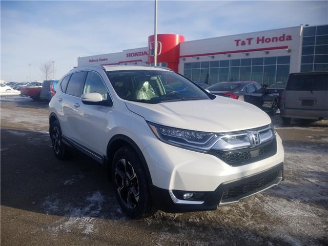 2019 Honda CR-V Touring (Stk: 2190472) in Calgary - Image 1 of 9