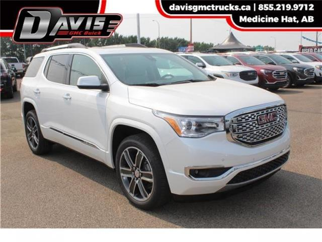 2019 GMC Acadia Denali (Stk: 166916) in Medicine Hat - Image 1 of 31