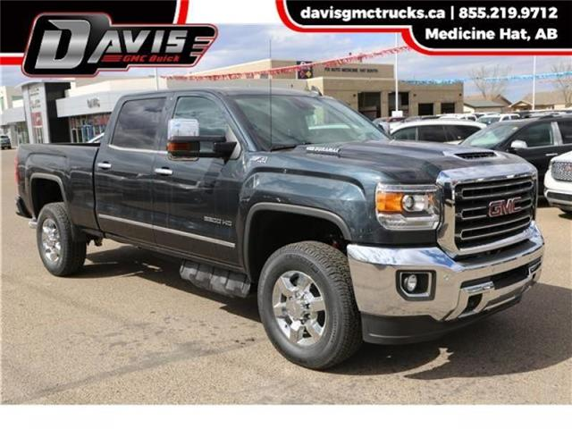 2019 GMC Sierra 3500HD SLT (Stk: 171614) in Medicine Hat - Image 1 of 29