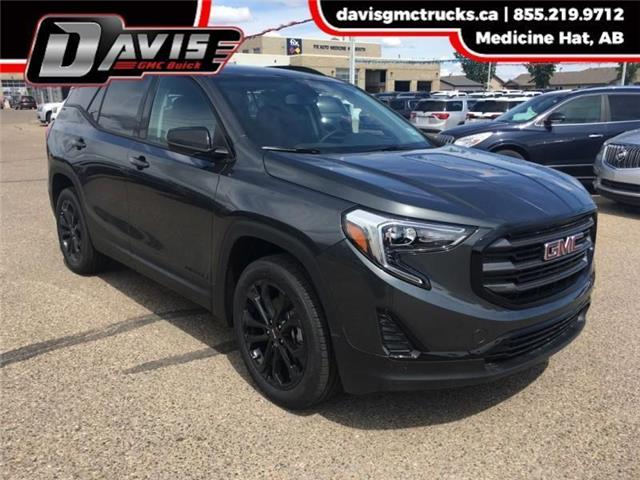 2019 GMC Terrain SLE (Stk: 175798) in Medicine Hat - Image 1 of 24