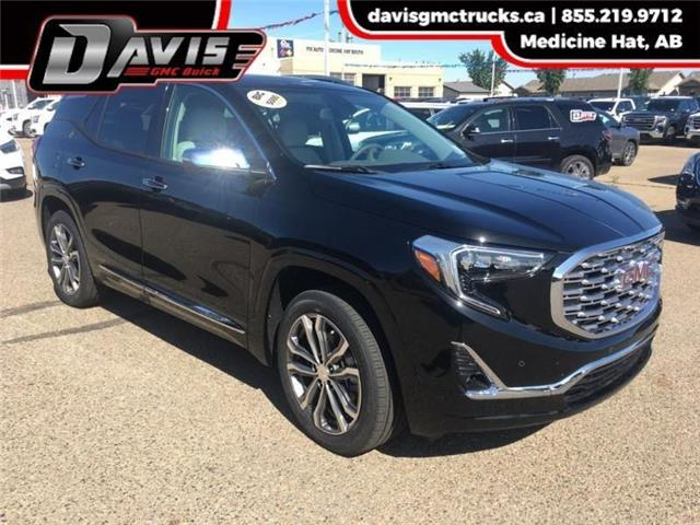 2020 GMC Terrain Denali (Stk: 177649) in Medicine Hat - Image 1 of 25