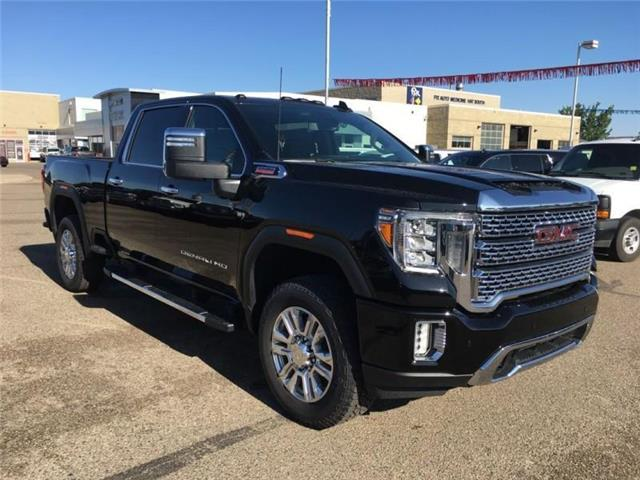 2020 GMC Sierra 2500HD Denali (Stk: 177905) in Medicine Hat - Image 1 of 27