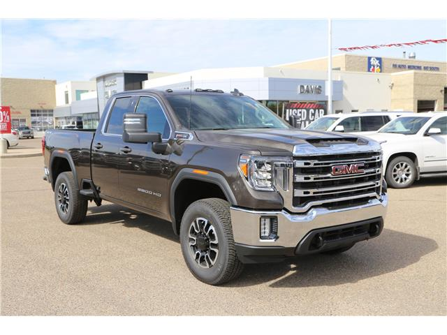 2020 GMC Sierra 2500HD SLE (Stk: 178321) in Medicine Hat - Image 1 of 19