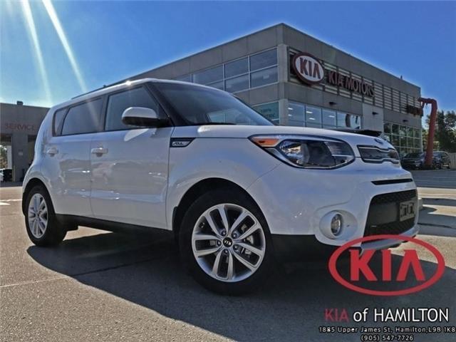 2019 Kia Soul EX (Stk: P10445) in Hamilton - Image 1 of 15