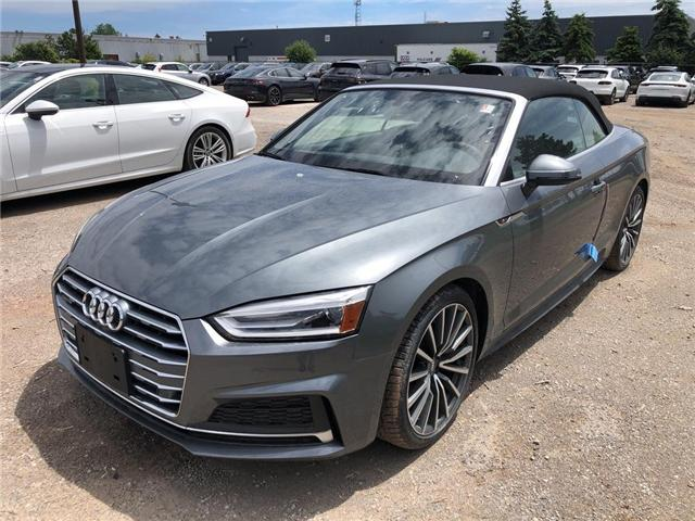 2019 Audi A5 45 Progressiv (Stk: 50553) in Oakville - Image 1 of 5