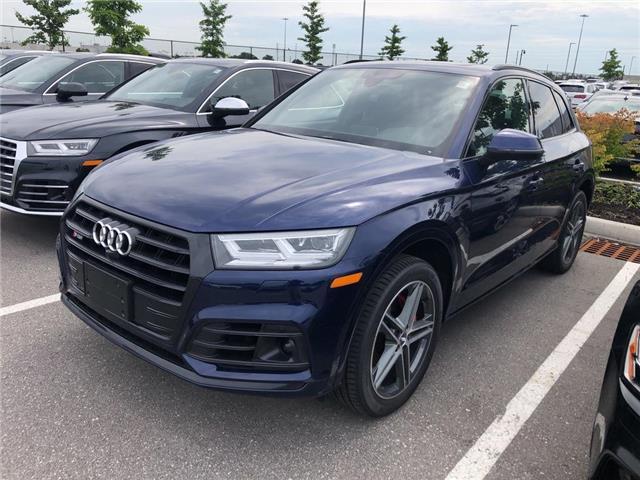 2019 Audi SQ5 3.0T Technik (Stk: 50729) in Oakville - Image 1 of 5