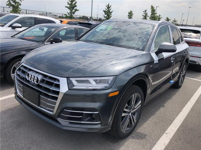 2019 Audi Q5 45 Technik (Stk: 50953) in Oakville - Image 1 of 5