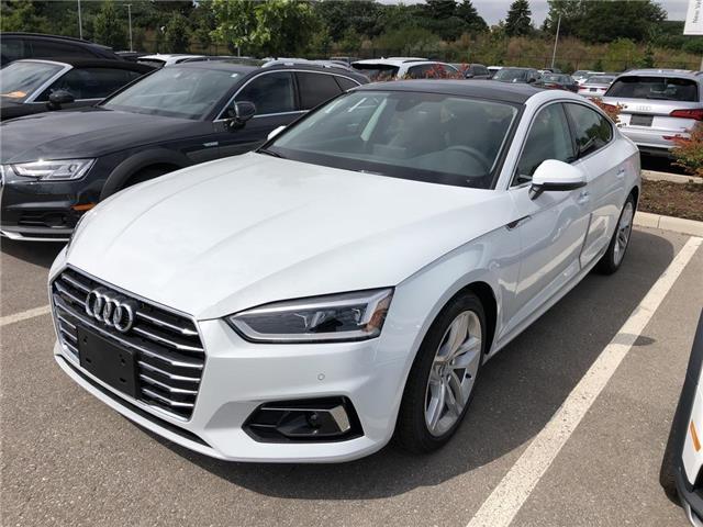 2019 Audi A5 45 Technik (Stk: 51036) in Oakville - Image 1 of 5