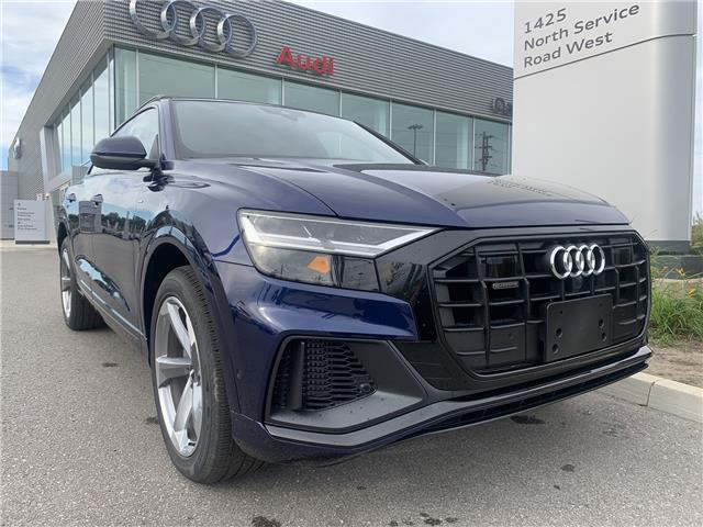 2019 Audi Q8 55 Progressiv (Stk: 50347) in Oakville - Image 1 of 21