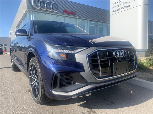 2019 Audi Q8 55 Technik (Stk: 51072) in Oakville - Image 1 of 17