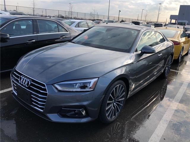 2019 Audi A5 45 Technik (Stk: 50252) in Oakville - Image 1 of 5