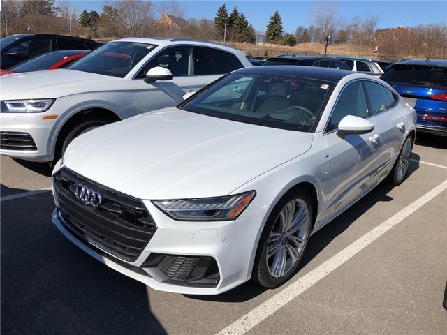 2019 Audi A7 55 Technik (Stk: 50330) in Oakville - Image 1 of 5