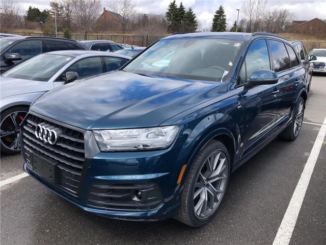 2019 Audi Q7 55 Technik (Stk: 50490) in Oakville - Image 1 of 5