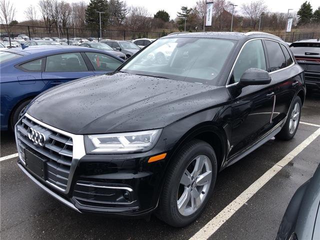 2019 Audi Q5 45 Technik (Stk: 50578) in Oakville - Image 1 of 5