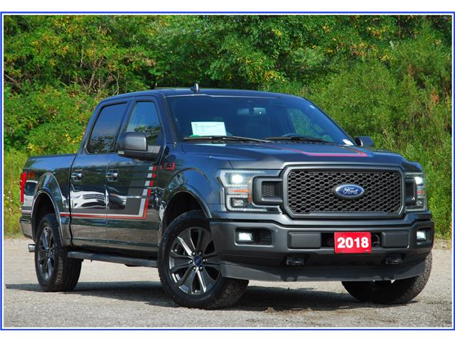 2018 Ford F-150 Lariat (Stk: 148490) in Kitchener - Image 1 of 19