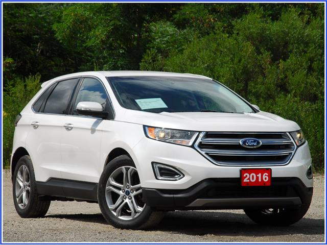 2016 Ford Edge Titanium (Stk: 148470) in Kitchener - Image 1 of 17
