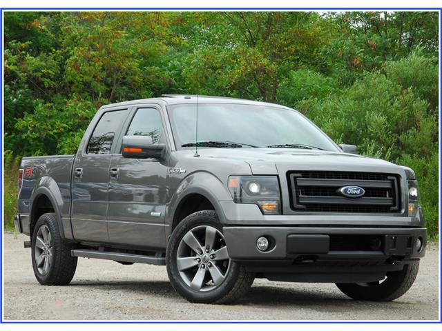 2013 Ford F-150 FX4 (Stk: D95550A) in Kitchener - Image 1 of 20