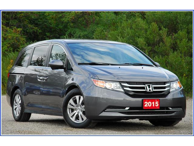 2015 Honda Odyssey EX (Stk: D95230A) in Kitchener - Image 1 of 16