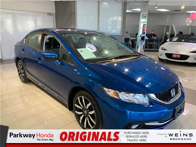 2015 Honda Civic Touring (Stk: 16450A) in North York - Image 1 of 23