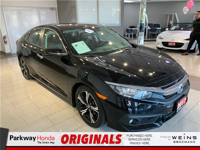 2017 Honda Civic Touring (Stk: 16443A) in North York - Image 1 of 24