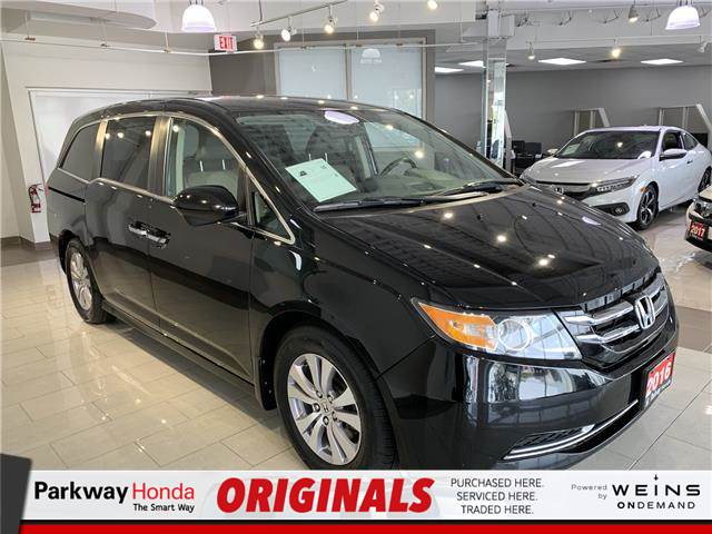 2016 Honda Odyssey EX (Stk: 16487A) in North York - Image 1 of 23
