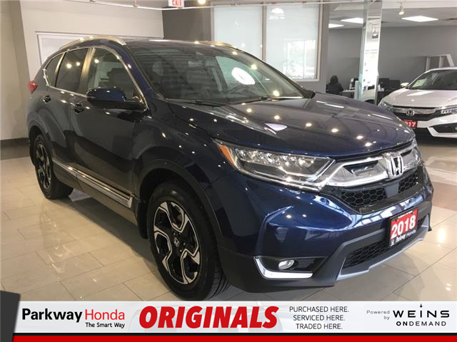 2018 Honda CR-V Touring (Stk: 16492A) in North York - Image 1 of 13