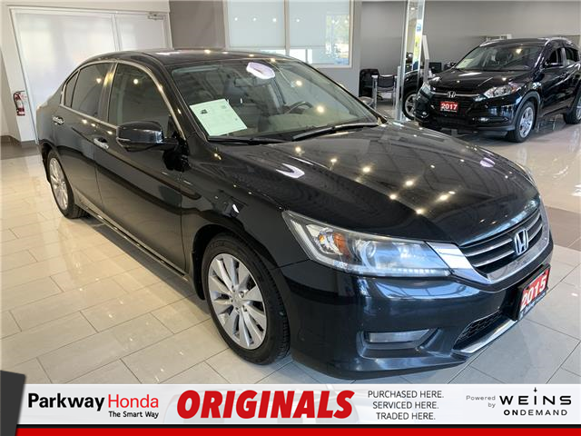 2015 Honda Accord EX-L (Stk: 16495A) in North York - Image 1 of 19