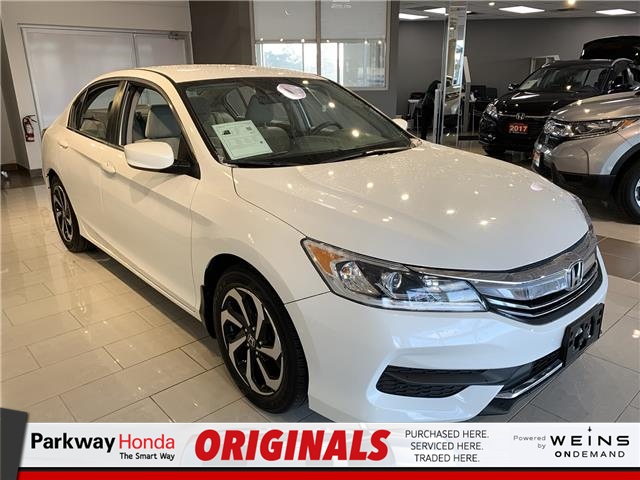 2016 Honda Accord LX (Stk: 925496B) in North York - Image 1 of 21