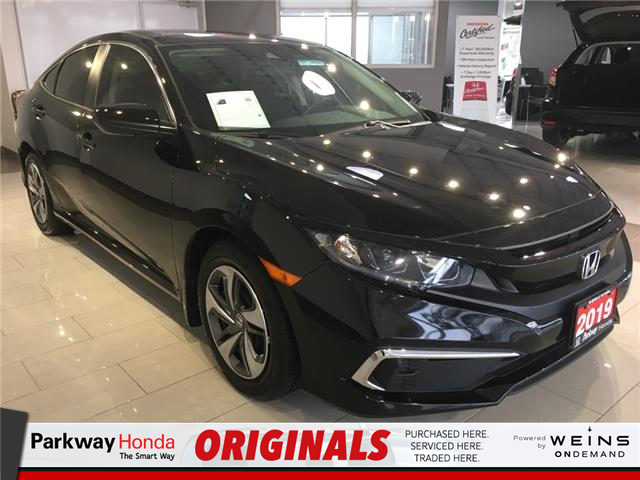 2019 Honda Civic LX (Stk: 16542A) in North York - Image 1 of 16