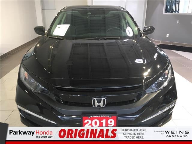 2019 Honda Civic LX (Stk: 16542A) in North York - Image 2 of 16