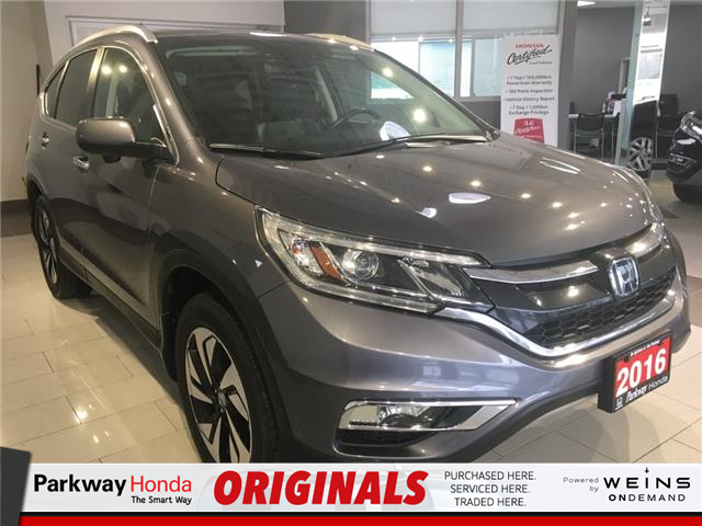 2016 Honda CR-V Touring (Stk: 16559A) in North York - Image 1 of 16
