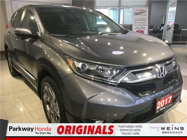 2017 Honda CR-V EX (Stk: 16573A) in North York - Image 1 of 16