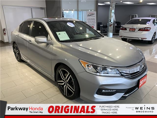 2016 Honda Accord Sport (Stk: 16567A) in North York - Image 1 of 23