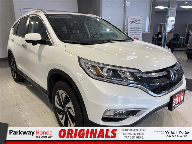 2016 Honda CR-V Touring (Stk: 16614A) in North York - Image 1 of 16