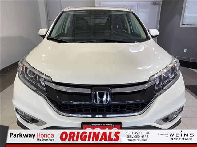 2016 Honda CR-V Touring (Stk: 16614A) in North York - Image 2 of 16