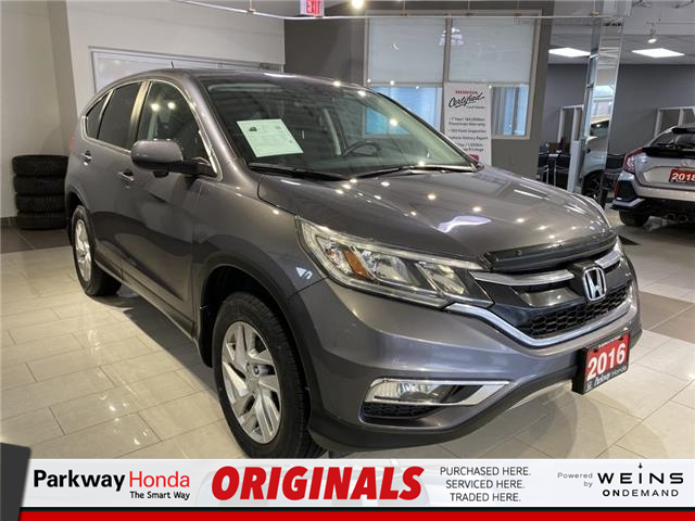 2016 Honda CR-V EX (Stk: 16673A) in North York - Image 1 of 18