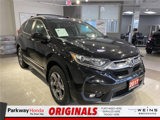 2017 Honda CR-V EX (Stk: 22004A) in North York - Image 1 of 18